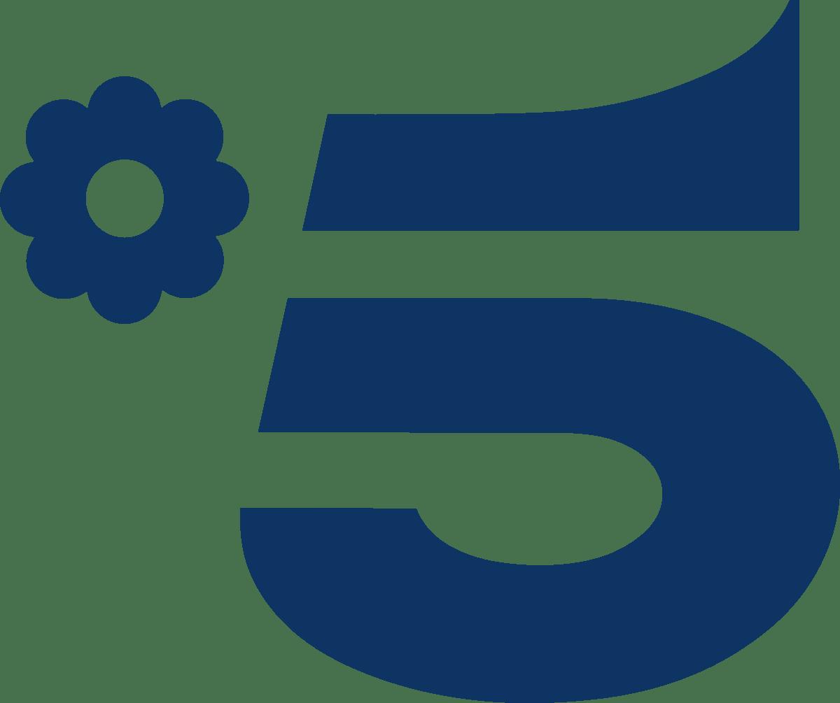 logo canale cinque